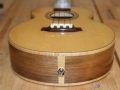 GRENOSI Concert Ukulele Spruce Walnut - bottom
