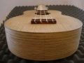 GRENOSI Sopran Ukulele SL Sweet Chestnut - bottom