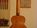 GRENOSI Sopran Ukulele Spruce Curly Maple - back