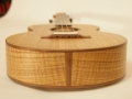 GRENOSI Tenor Ukulele Curly Ash bottom