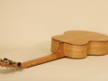 GRENOSI Tenor Ukulele Curly Ash neck