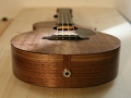 GRENOSI Tenor Ukulele Cutaway Walnut - bottom