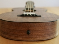 GRENOSI Tenor Ukulele Jumbolele Walnut Ebony SK bottom